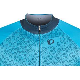 PEARL iZUMi Elite Pursuit LTD Shortsleeve Jersey Men chain atomic blue/ midnight navy